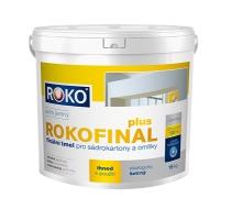 Finální tmel na sádrokarton Rokofinal Plus bílý 15kg