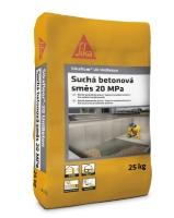 Suchá směs pro přípravu betonu Sikafloor-20 Unibeton 25 kg