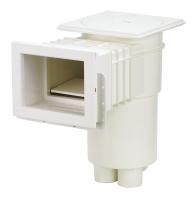 Skimmer VA sání 215x160mm pro fólie s mosaznými zástřiky