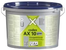 CODEX AX 10 A+B - Izolační stěrka, šedá