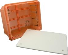 Elektroinstalační krabice do zdi 130x160x70mm