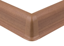 Cezar PREMIUM vnější roh, PVC, 59mm, buk, dekor 094