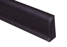 Cezar PREMIUM koncovka pravá, PVC, 59mm, wenge tmavý, dekor 200