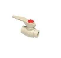 PPR kulový ventil plastový