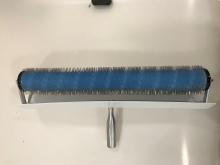 Nivelační ježkový váleček k odvzdušňovaní s ochranným krytem kovový 500x13mm (profi)