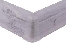 Cezar PREMIUM vnější roh, PVC, 59mm, dub chillout, dekor 208
