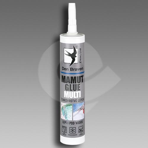 Lepidlo Mamut Glue Multi Den Braven 290ml bílá