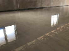 Lití anhydritové podlahy, cena práce za m2 bez materiálu
