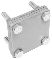 Spojovací svorka páska-páska s mezideskou SR2a+1 Tremis