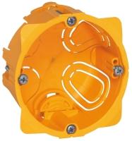 Elektroinstalační krabice Legrand Batibox vestvaná 3 moduly