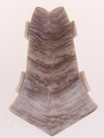 Vnitřní roh k soklové liště Prexa 54 W5 dub 2ks/bal