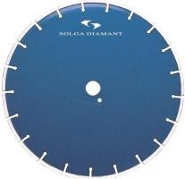 Univerzální diamantový kotouč Solga pro stolové pily 350mm
