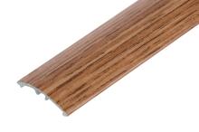 Přechodová lišta Cezar narážecí 30mm 2,7m dub rustic