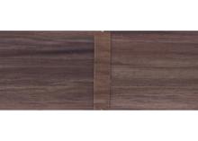 Cezar PREMIUM spojka, PVC, 59mm, ořech corley, dekor 202