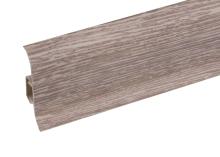 Podlahová lišta soklová Cezar Premium 118