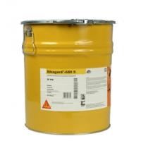 Ochranný nátěr na beton Sikagard 680 S  Betoncolor RAL 7032 12kg