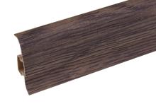 Podlahová lišta soklová Cezar Premium 186