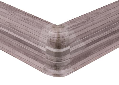 Cezar PREMIUM vnější roh, PVC, 59mm, bambus africký, dekor 115