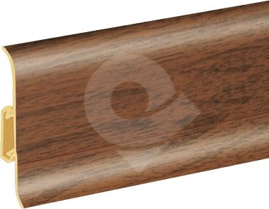 Podlahová lišta soklová Cezar Duo 95
