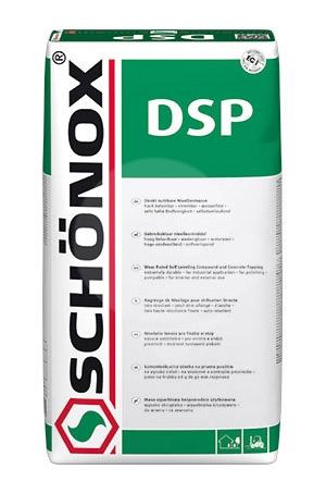 Cementová samonivelační stěrka na finální pochozí vrstvy Schonox DSP 25kg