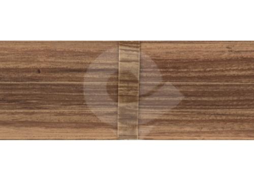 Cezar PREMIUM spojka, PVC, 59mm, ořech alpský, dekor 170