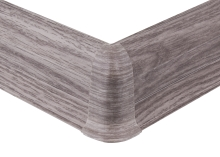 Cezar PREMIUM vnější roh, PVC, 59mm, dub sardínie, dekor 157