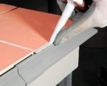 Aplikace ms polymeru (silikon)