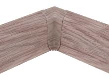 Cezar PREMIUM vnitřní roh, PVC, 59mm, dub sude, dekor 207