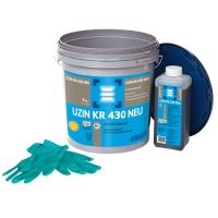 Uzin KR 430 - Lepidlo polyuretanové pro lepení kaučukových podlahovin 12kg