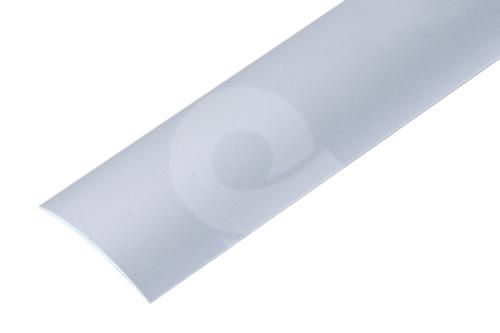 Přechodová lišta Cezar samolepící 30mm 3m stříbrná
