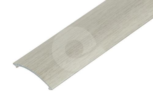 Přechodová lišta Cezar samolepící 30mm 0,9m dub šedý