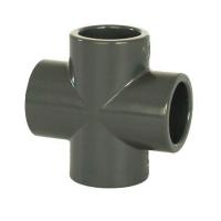 Bazénová pvc tvarovka kříž 40mm