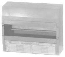 Kryt jističe Eaton ISO 1