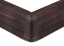 Cezar PREMIUM vnější roh, PVC, 59mm, pekan nevada, dekor 185