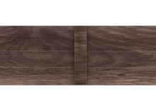 Cezar PREMIUM spojka, PVC, 59mm, dub bardi, dekor 168