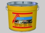 Těsnící a vyrovnávací bitumenový tmel s vlákny Sika BlackSeal-301 5kg