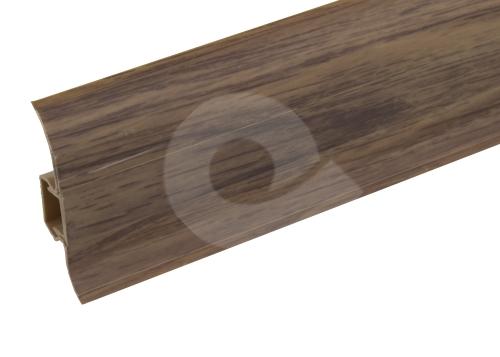 Podlahová lišta soklová Cezar Premium 224