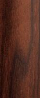 Přechodová lišta Cezar narážecí 30mm 2,7m ořech