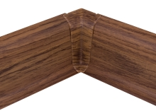 Cezar PREMIUM vnitřní roh, PVC, 59mm, merbau, dekor 190