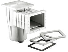 Skimmer Kripsol sání 200x180mm pro fólie s vakuovým kotoučem