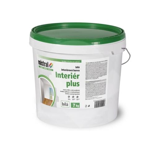 Mistral Interiér plus - bílá interiérová barva 7 kg
