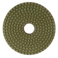Kotouč na leštění betonu Redimax E-Line Diamond Disc 400 červený