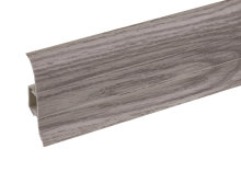 Podlahová lišta soklová Cezar Premium 155