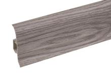 Podlahová lišta soklová Cezar Premium dekor 155