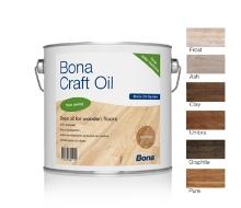 2-složkový olej s možností lokální opravy hnědý Bona Craft Oil 2K 1,25l