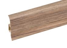 Podlahová lišta soklová Cezar Premium dekor 148