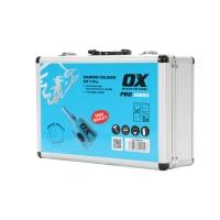 Frézovací korunky OX Pro Diamond set 8ks