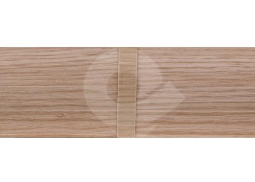 Cezar PREMIUM spojka, PVC, 59mm, dub riverside, dekor 137