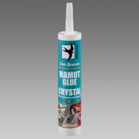 Lepidlo Mamut Glue Crystal Den Braven 290ml transparent