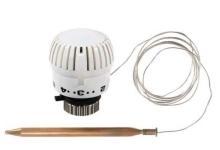 Termostatická hlavice pro TUV s kapilárou 2m 30-70°C Honeywell